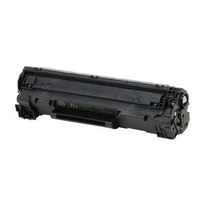 HP 85A Black Original LaserJet Toner Cartridge,