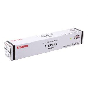 Toner Cartridge C-EXV33 Black Original